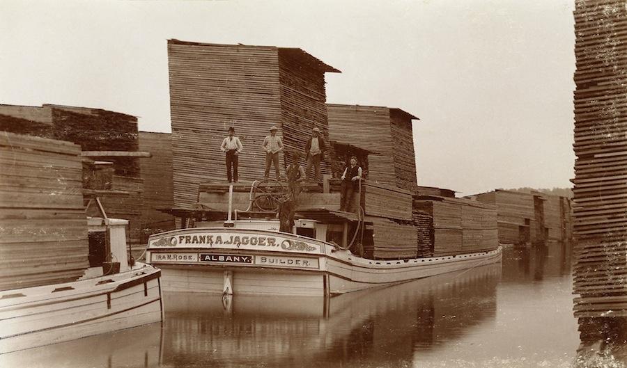 Best Lumber For Boat Building